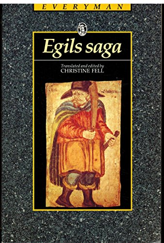 9780460872652: Egils Saga (Everyman)