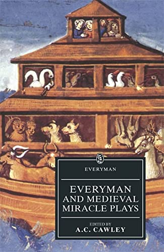 9780460872805: Everyman and Medieval Miracle Plays