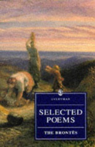 9780460872829: Brontes: Selected Poems (Everyman)