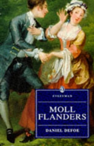 9780460872874: Moll Flanders N (Everyman's Library (Paper))