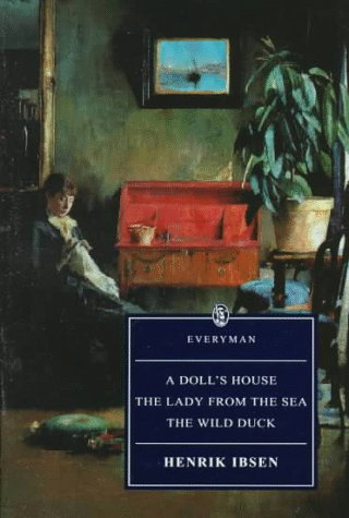 9780460872935: Doll's House, Lady from the Sea (Everyman's Library)