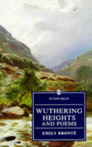 9780460873116: Wuthering Heights & Poems (Everyman's Library)