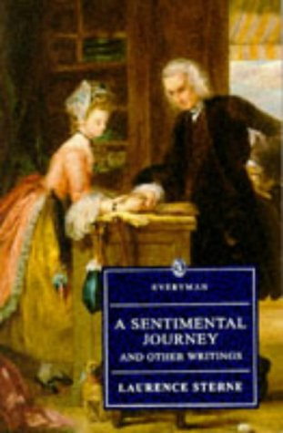 9780460873369: A Sentimental Journey And Other Writings