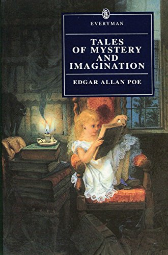 9780460873420: Tales Of Mystery And Imagination (Everyman's Library)