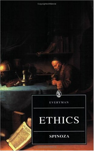 9780460873475: Ethics Spinoza (Everyman's Library)