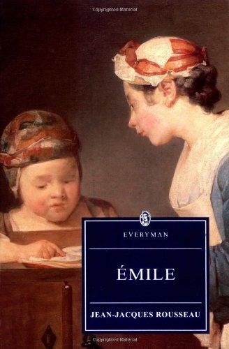 9780460873802: Emile (Everyman's Library)