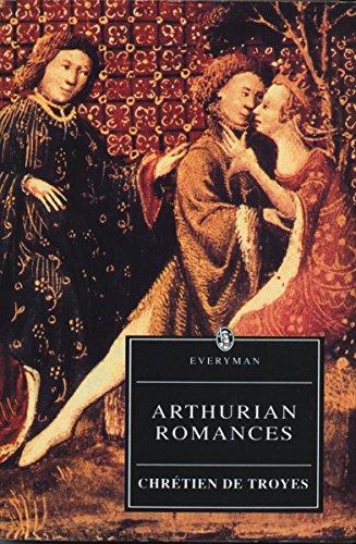 9780460873895: Arthurian Romances (Everyman S)