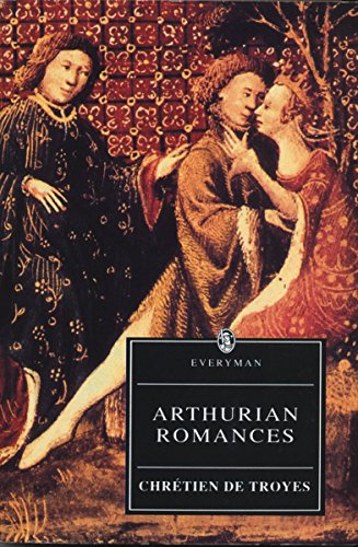9780460873895: Arthurian Romances (Everyman's Library)