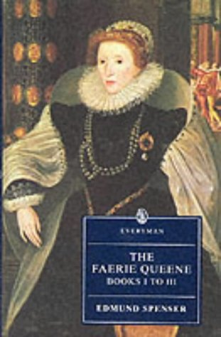 Spenser: The Faerie Queene: Bk.1-3 (Everyman): Spenser, Edmund