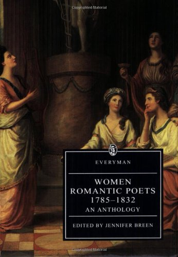 9780460874564: Women Romantic Poets 1785-1832: An Anthology