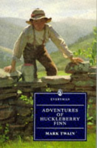9780460874656: Mark Twain Adventures of Huckleberry Finn