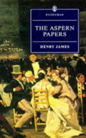 9780460874922: Aspern Papers (Everyman's Library)