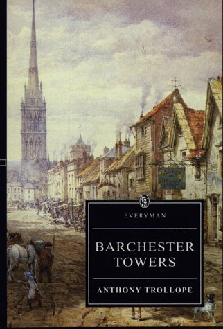 9780460874960: Barchester towers (Everyman's Library)