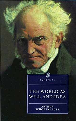 9780460875059: The World as Will and Idea (Everyman's Library)
