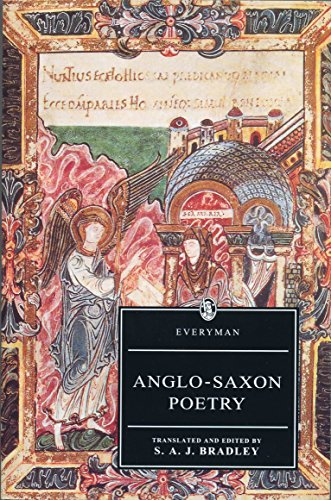 9780460875073: Anglo Saxon Poetry (Everyman)
