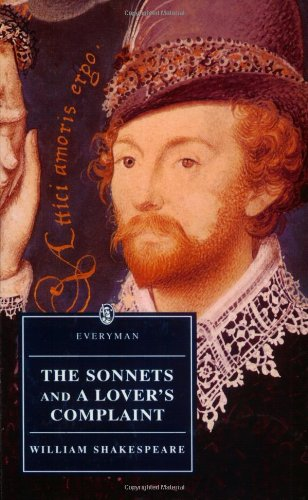 9780460875165: Sonnets & a Lover's Complaint (Everyman's Library (Paper))