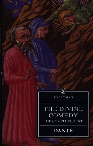 9780460875226: The Divine Comedy: The Vision of Dante (Everyman's Library)