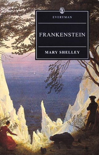 Frankenstein (Everyman's Library): Mary Shelley, Paddy