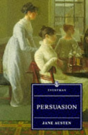9780460875295: Persuasion (Everyman's Library)