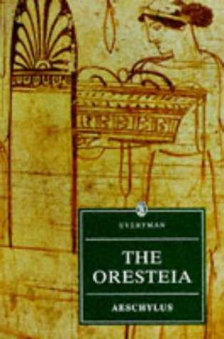 an analysis of the trilogy the oresteia a play by aeschylus The oresteia (ancient greek: ὀρέστεια) is a trilogy of greek tragedies written by aeschylus in the 5th century bc, concerning the murder of agamemnon by clytaemnestra, the murder of clytaemnestra by orestes, the trial of orestes, the end of the curse on the house of atreus and pacification of the erinyes.