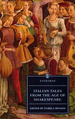 9780460875516: Italian Tales from the Age of Shakespeare (Everyman's Library (Paper))