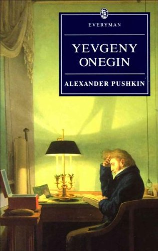 9780460875950: Yevgeny Onegin (Everyman's Library)