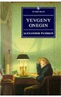 9780460875950: Yevgeny Onegin (Everyman's Library (Paper))