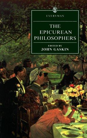 9780460876070: The Epicurean Philosophers (Everyman's Library)