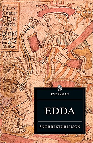 9780460876162: Edda (Everyman's Library)