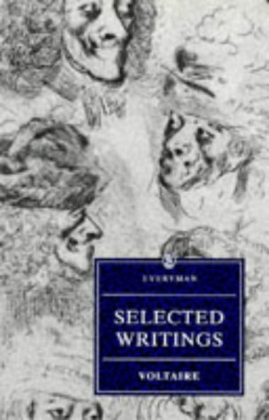 9780460876247: Selected Writings Voltaire (Everyman Library)