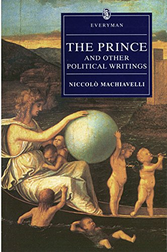 9780460876292: The Prince and Other Political Writings