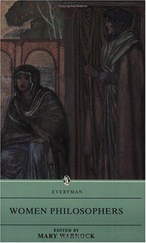 Women Philosophers (Everymans Library)