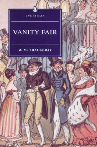 9780460877251: Vanity Fair (Everyman's Library)