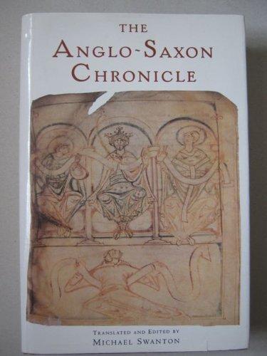 9780460877374: The Anglo-Saxon Chronicle