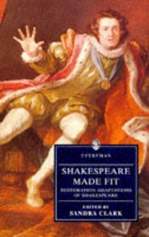 9780460877466: Shakespeare Made Fit (Everyman's Library)