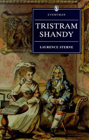 9780460877633: The Life and Opinions of Tristram Shandy, Gentleman (Everyman's Library)