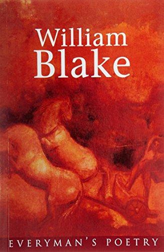 9780460878005: William Blake (EVERYMAN POETRY)