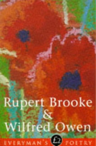 Rupert Brooke & W. Owen Eman Poet Lib #23 (Everyman Poetry) (0460878018) by Rupert Brooke; Wilfred Owen