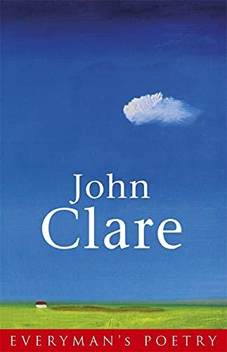 9780460878234: Clare: Everyman's Poetry (EVERYMAN POETRY)