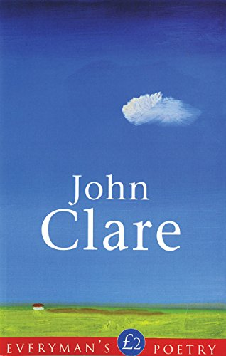 John Clare (Everyman Poetry): John Clare