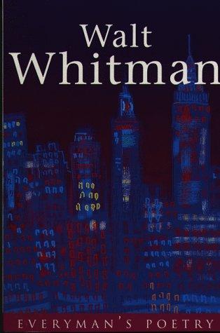 9780460878258: Walt Whitman (Everyman Paperback Classics)
