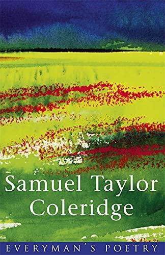 9780460878265: Samuel Taylor Coleridge Eman Poet Lib #18 (Everyman Poetry)