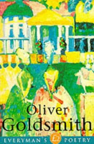 9780460878272: Goldsmith: Everyman's Poetry (EVERYMAN POETRY)