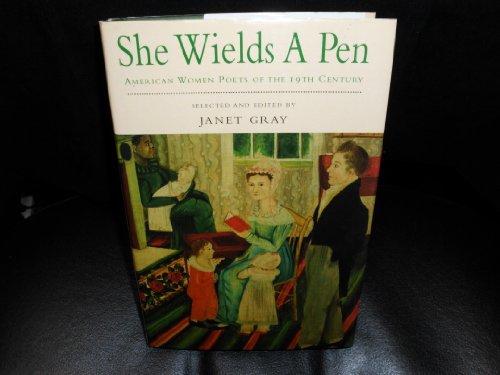 9780460878593: She Wields a Pen American Women Poets Of