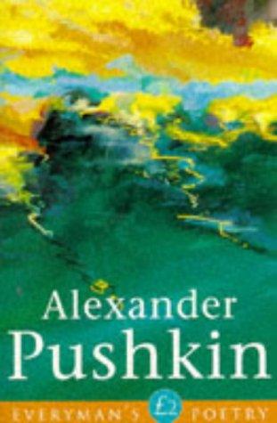 9780460878623: Alexander Pushkin (Everyman's Poetry)