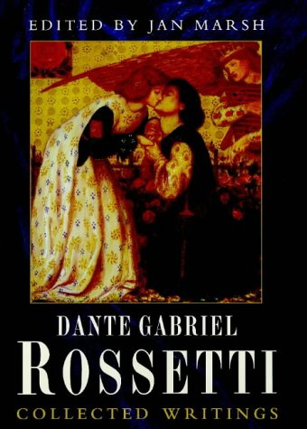 9780460878753: Dante Gabriel Rossetti