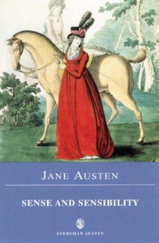 Sense & Sensibility (Everyman's Poetry Series) (9780460879149) by Jane Austen
