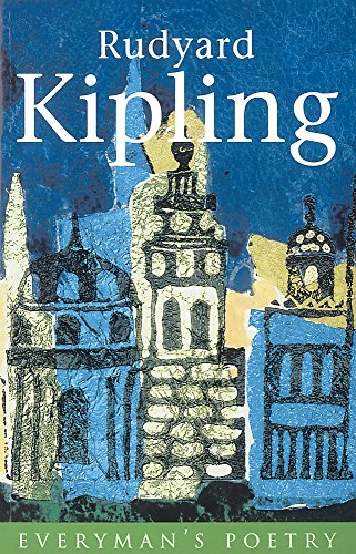 9780460879415: Rudyard Kipling (Everyman's Poetry)