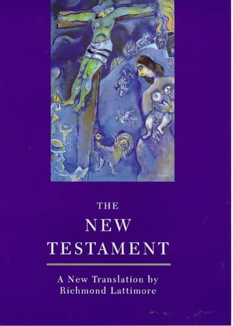 9780460879538: The New Testament
