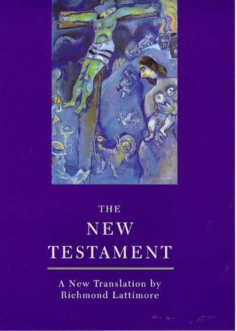 9780460879538: The New Testament